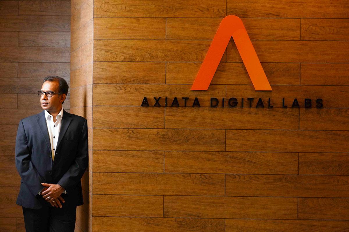Thushera Kawdawatta CEO of ADL
