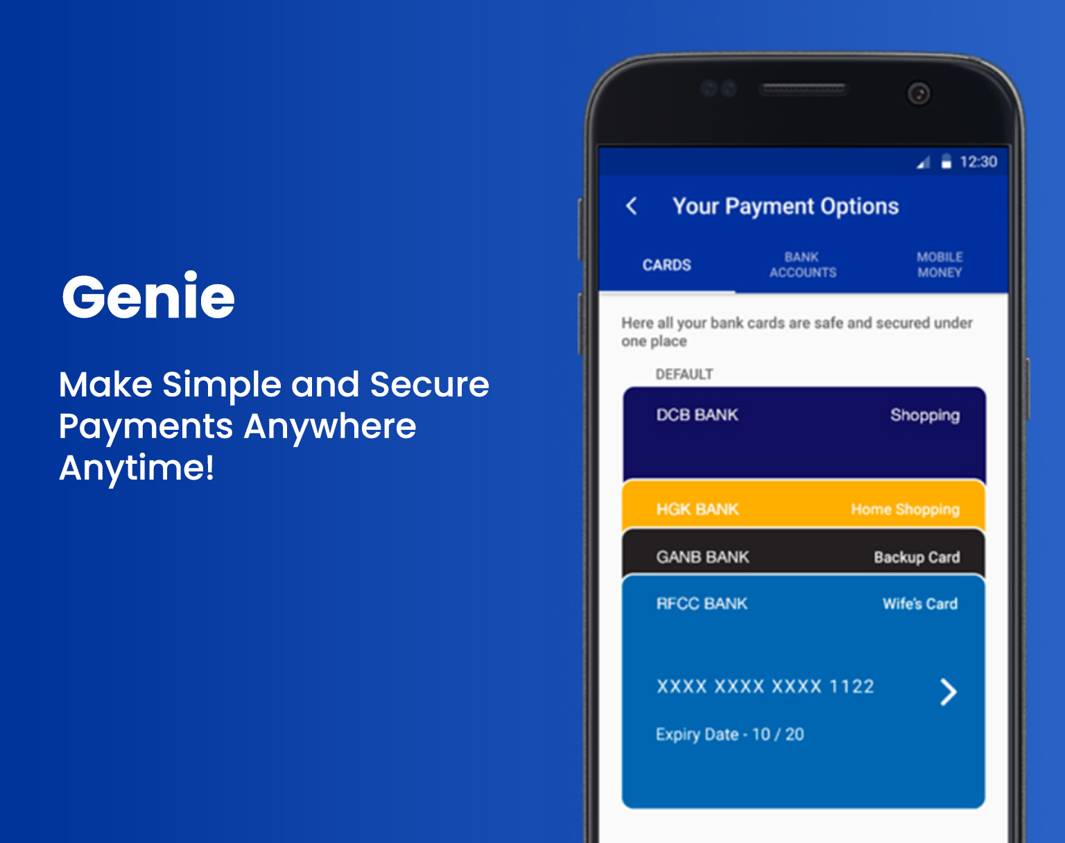 Secure Online Payments by ADL