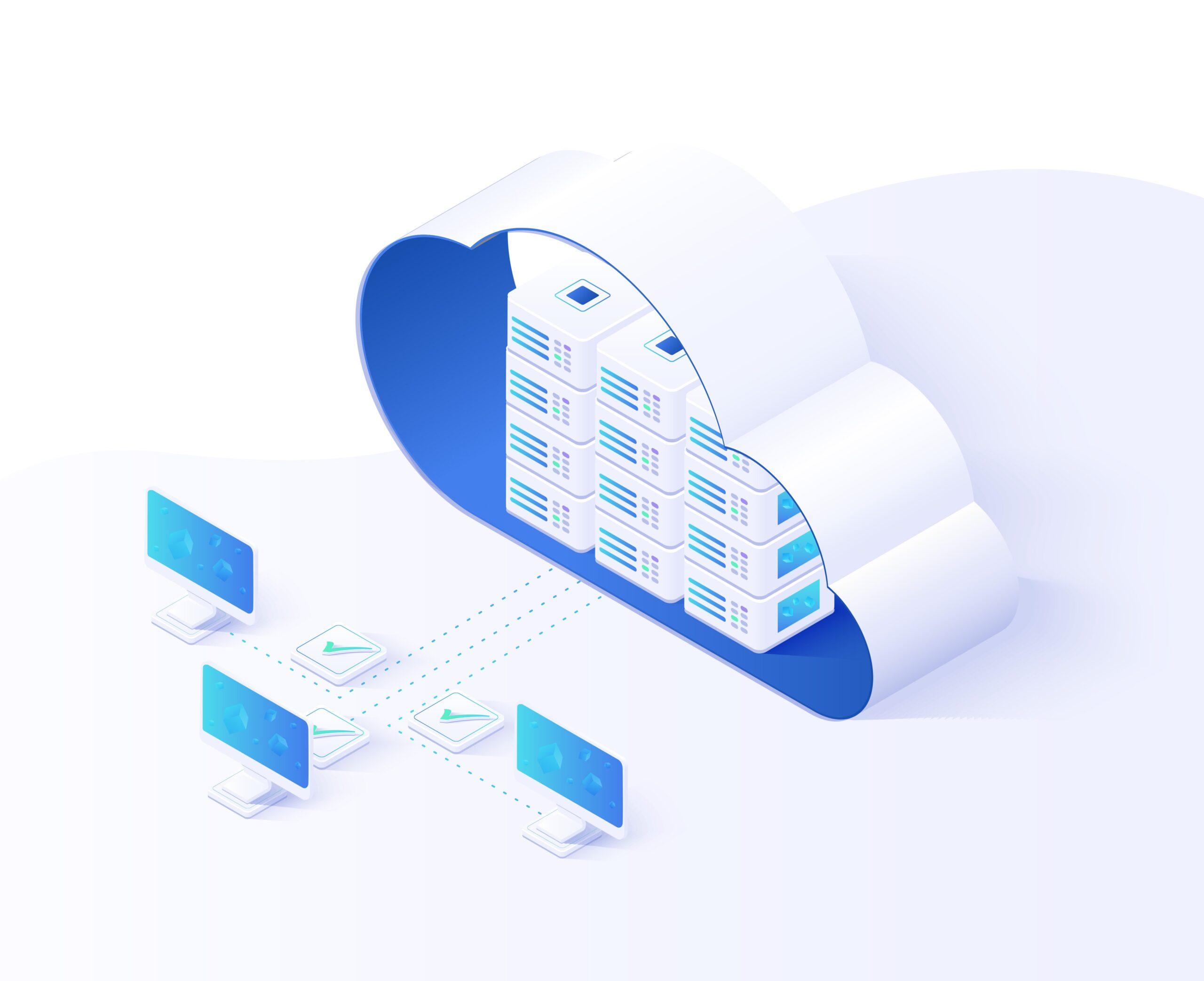 cloud computing for digital transformation